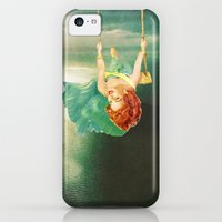 iPhone 5c Cases featuring Hanging On by Eugenia Loli