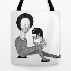 Desmembrado Tote Bag