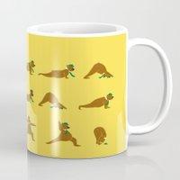 Yoga Bear - Classic Mug