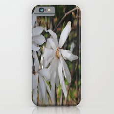 waving flowerheads iPhone 6 Slim Case