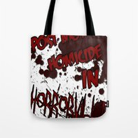 HorrorVille 13 B-movie F… Tote Bag