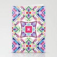 Prismatic Stationery Cards