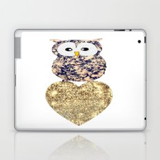 owl-153 Laptop & iPad Skin