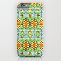 Bananas, Tangerines and Pistache! iPhone 6 Slim Case