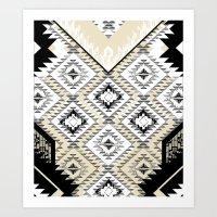 Marker Tribe Art Print
