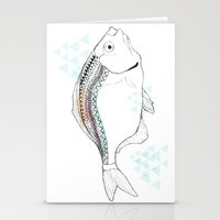 The Catch Stationery Cards