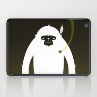 PERFECT SCENT - BIGFOOT 雪人 . EP001 iPad Case