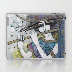 BLUE MELLODY Laptop & iPad Skin