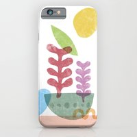 iPhone & iPod Case featuring Still Life with Egg & Worm by Nick Nelson