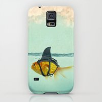 Galaxy S5 Cases featuring Brilliant DISGUISE by vin zzep