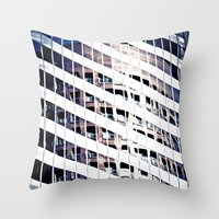 inDesign Throw Pillow