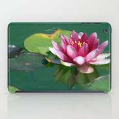 Pink Waterlilly iPad Case