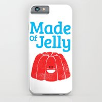 iPhone & iPod Case featuring Made Of Jelly by Hadar Geva