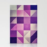 :: geometric maze VI :: Stationery Cards