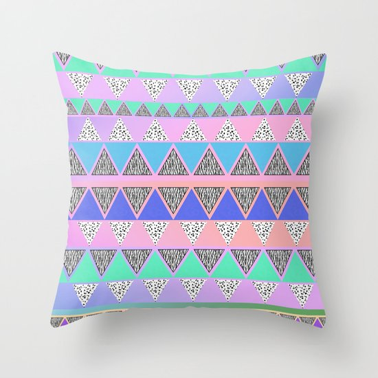 CANDIE CANDIE Throw Pillow