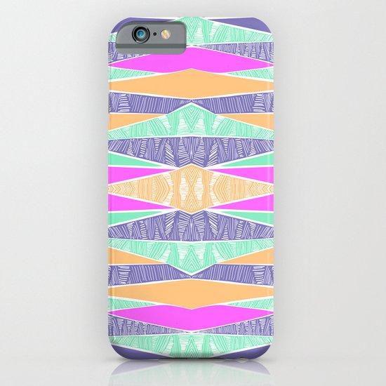 Pastel Tribal iPhone & iPod Case