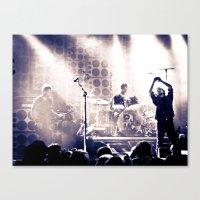 Pearl Jam Canvas Print