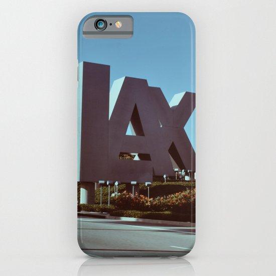 Los Angeles International Airport iPhone & iPod Case
