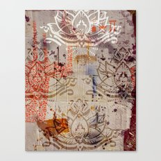 Lotuz Package Canvas Print