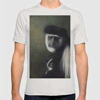The Mother Mens Fitted Tee Silver SMALL