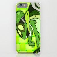 Fast n Spaztic iPhone 6 Slim Case