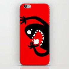 apple eater iPhone & iPod Skin