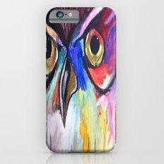 Colorful Owl Slim Case iPhone 6s