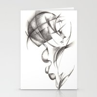 Hommage De Cloud Atlas Stationery Cards