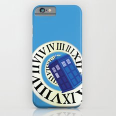 TARDIS In Time iPhone 6 Slim Case