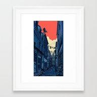 Paris - French Revolutio… Framed Art Print