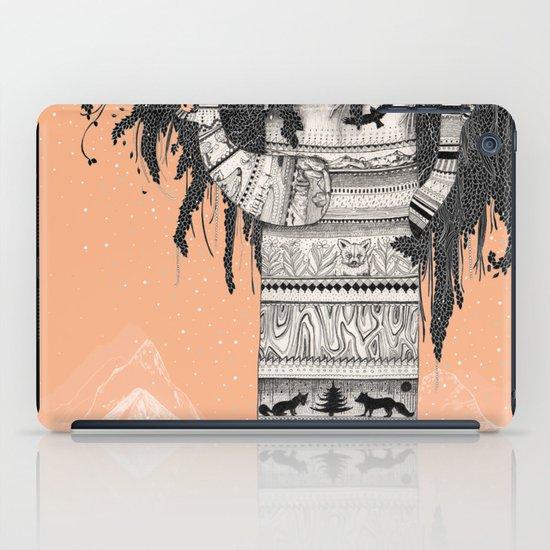 Fox Tree iPad Case