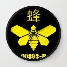 Heisenberg - Breaking Bad 892B Golden Moth Wall Clock