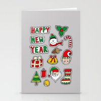 My Christmas Theme (: Stationery Cards