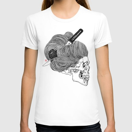 A Lady From Japan T-shirt