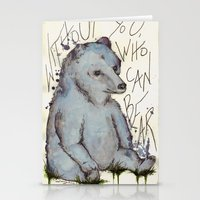 No One Lord! Stationery Cards