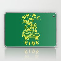 Simple Ride Laptop & iPad Skin