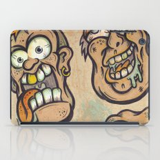 FOURHEADS ARE BETTER THAN ONE iPad Case