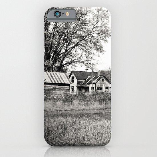 Rustic Rural iPhone & iPod Case