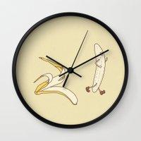 Streaker Wall Clock