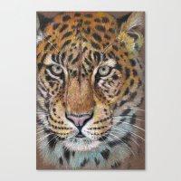 Panthera CC2012-01 Canvas Print