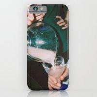drink pink iPhone 6 Slim Case