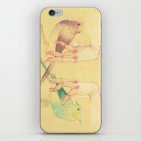 Distance. iPhone & iPod Skin