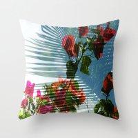 Palmvilla Throw Pillow
