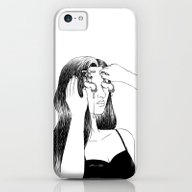 Big Girs Don't Cry iPhone 5c Slim Case
