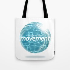 Create Movement Tote Bag