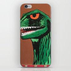 Tiki Monsters Of Mass Destruction iPhone & iPod Skin