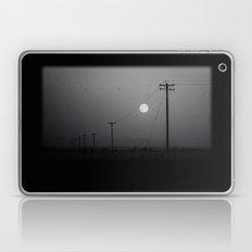 Melancholic Moon Laptop & iPad Skin