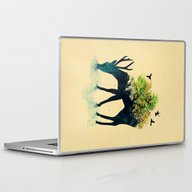 Watering (A Life Into It… Laptop & iPad Skin