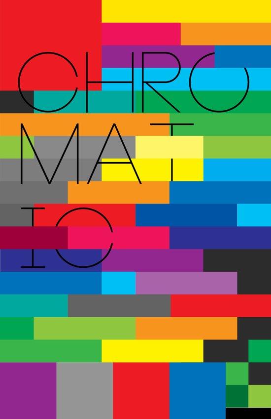 Chromatic Poster Art Print