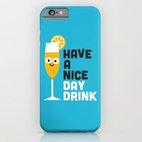 Thanks a Brunch iPhone 6 Slim Case